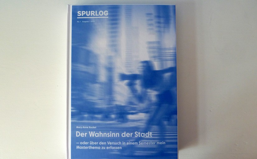 SPURLOG Journal No.1