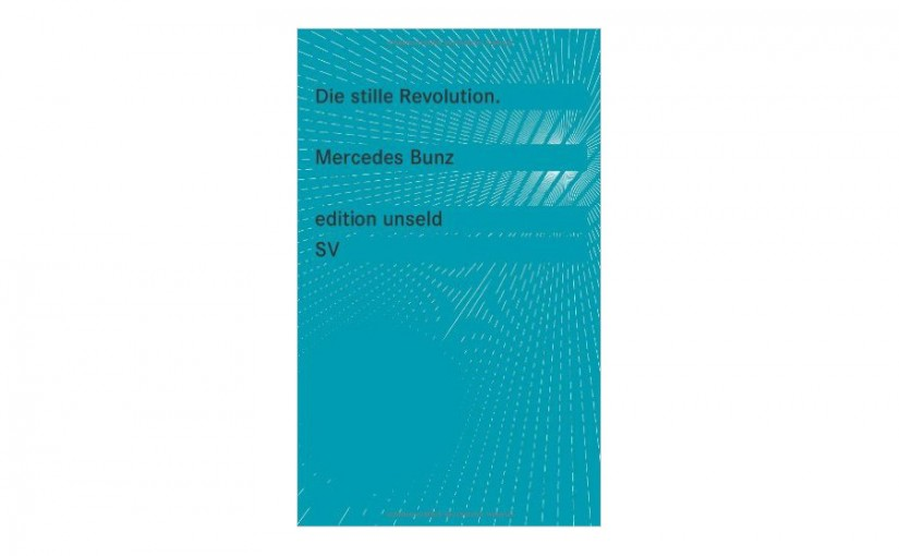 Mercedes Bunz »Die stille Revolution«