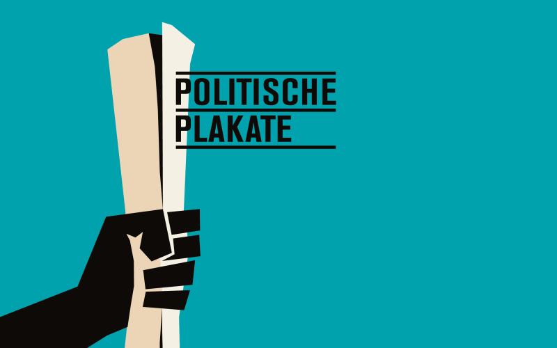 Politische Plakate